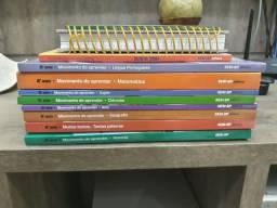 Livros do 6 ano sesi