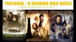 Título do anúncio: DVD Trilogia de O Senhor dos Anéis