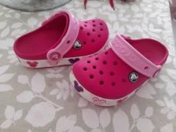 Crocs Infantil  C9 Numeração 27