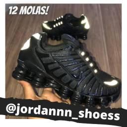 Nike 12 molas premium (1 ano de garantia)