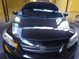 Corolla 2010 Blindado automático GNV 5° Geração.