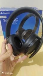 Headset Sony 7.1 sem fio