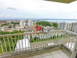 Life Ponta Negra Apartamento com Visão  Pro Rio Negro 18º andar de 2 Quartos