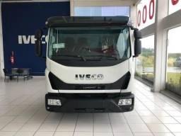 Iveco Tector 9-190 0km 2021 Chassi Baú Carroceria