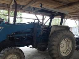 Título do anúncio: Trator Ford 6610 simples com garfo e guincho  tmo 18 toneladas...