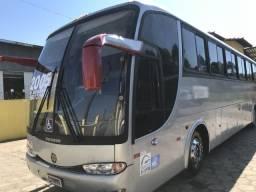 Ônibus marcopolo merceds 46 lugares com banheiro - 2005