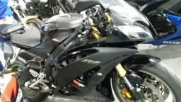 Yamaha R6 - 2008