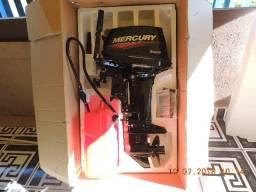 Motor Mercury zero - 2015