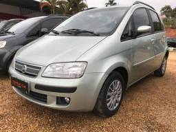 Fiat idea 2006 1.4 mpi elx 8v flex 4p manual - 2006