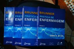 Livros de Enfermagem BRUNNER
