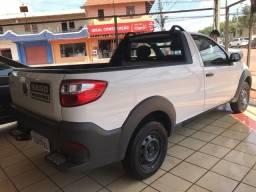 Oferta! Strada 17/18 1.4 Cab Simples na CENTRAL VEÍCULOS - 2018