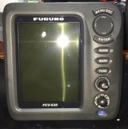 Sonda Furuno FCV-620 Tela