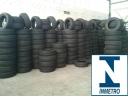 195/55/15 pneu remoldado