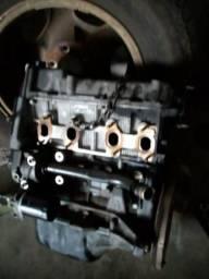 Motor Fire Virabrequim ,Bielas pistões, bloco, cárter, tampa de válvulas, protetor correia
