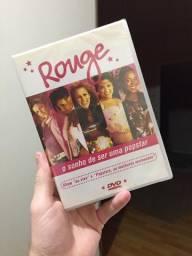 DVD Rouge: O Sonho De Ser Uma Popstar (Lacrado)