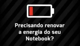 Bateria para notebook. Bateria nova com garantia Manaus. Bateria para ultrabook