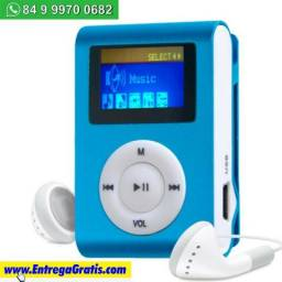 MP3 Player Com radio A entregah gratis