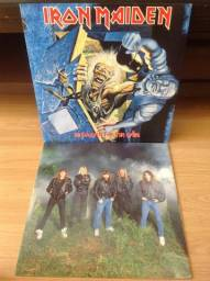 Lp Vinil Iron Maiden - No Pray For The Dying 1990 - Impecável