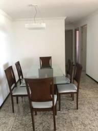 Apartamento Locação, Ponta D'Areia, Com Mobília, 1 Suíte + 2 Semisuíte