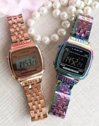 Relógio lince retrô $248,00