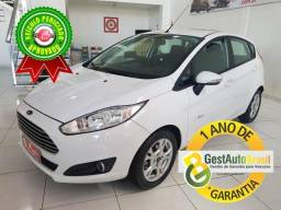New Fiesta 1.6 Aut - 2015
