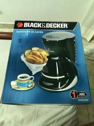 Cafeteira elétrica black&decker NOVA
