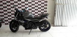 Vendo ou troco moto XJ 600 - 2015