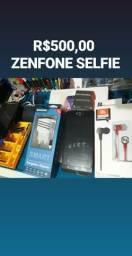 Celular zenfone selfie