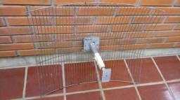 Torro Antena Grade Dipolo Transystem com fonte MMDD