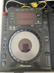 Vendo Cdj Pioneer 900 + mixer 4 canais
