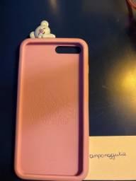 Case capa para celular bt21 OFICIAL