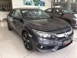 Honda Civic 2.0 Ex Flex Aut. 4p - 2019