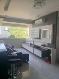 Apartamento à venda com 2 dormitórios em Jardim carvalho, Porto alegre cod:LI50877876