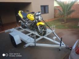 Carretinha de moto