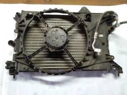 Kit Radiador e condensador GM Sonic