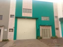 Barracão para alugar, 298 m² - jardim tropical - londrina/pr