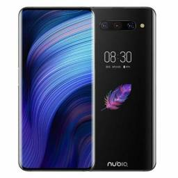 Núbia Z20 Extramame Top