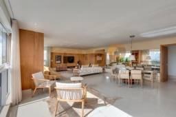 Apartamento à venda com 4 dormitórios em Setor marista, Goiânia cod:NOV235540
