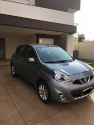 Vendo lindo Nissan March 1.0 SV 2015 - 2015