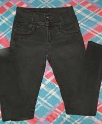 Lotes 3 calças jeans femeninas