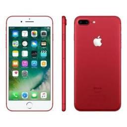 IPhone 7 Plus 128GB - Preto, Branco, Vermelho e Rose