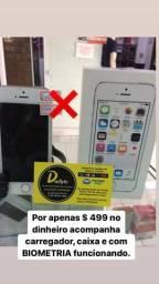 IPHONE 5s c/ Biometria OK