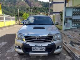 Toyota Hilux SRV D4-D 4x4 3.0 Diesel - 2013 - 2014