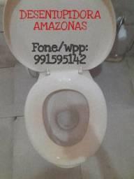 Título do anúncio: Desentupimento de vaso sanitário