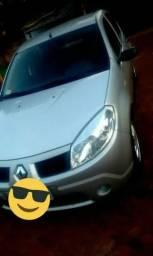 Renault Sandero 1.6 flex completo - 2009