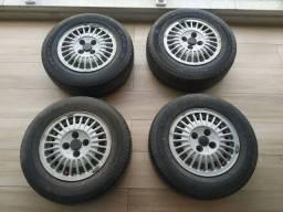 Rodas Volkswagen Originais Aro 13