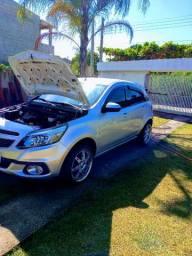Chevrolet Agile LTZ completo 2014*e