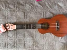Aula de ukulele