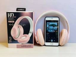 Fone Wireless Bluetooth Macaron Hn P16