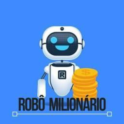 Robô milionário